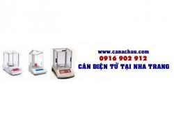 Cân Điện Tử Tại Nha Trang