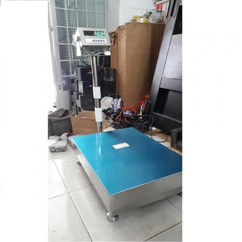 Cân Bàn Inox 500Kg - Cân Điện Tử Á Châu