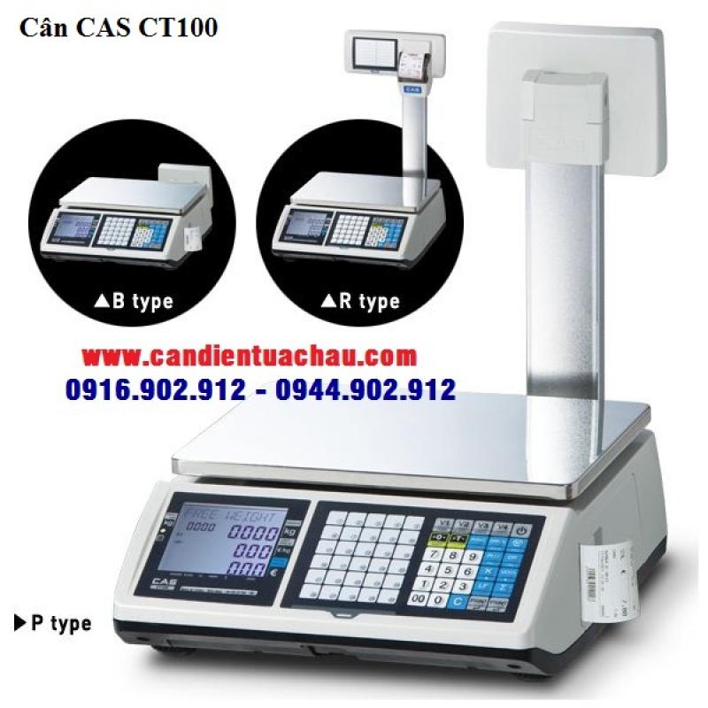 Cân điện tử CT 100