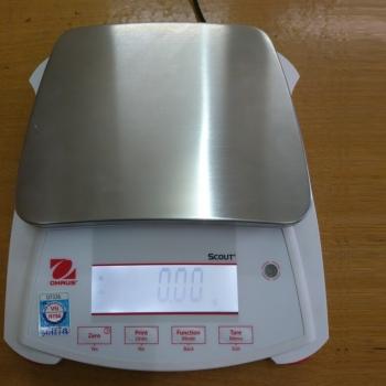 CÂN ĐIỆN TỬ SPX 2200G